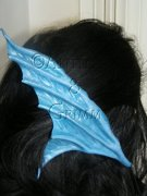 Blue Wing Haircomb